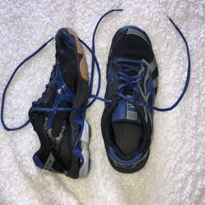 mizuno womens volleyball shoes size 8 x 3 feet owl name